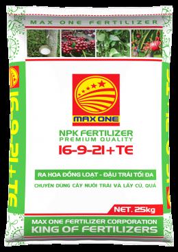 NPK 16-9-21+TE