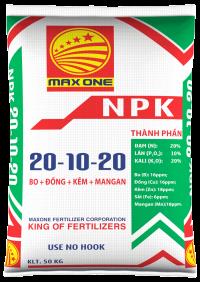 NPK 20-10-20+TE