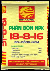 NPK 18-8-16+TE