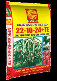 NPK 22-10-24+TE