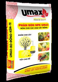 NPK Umax Rong Biển 25kg (Đầu vụ)