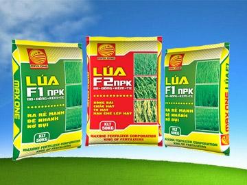 Fertilizer for rice