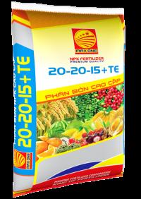 NPK 20-20-15+TE (25kg) Mới