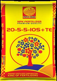 NPK 20-5-5-10S+TE